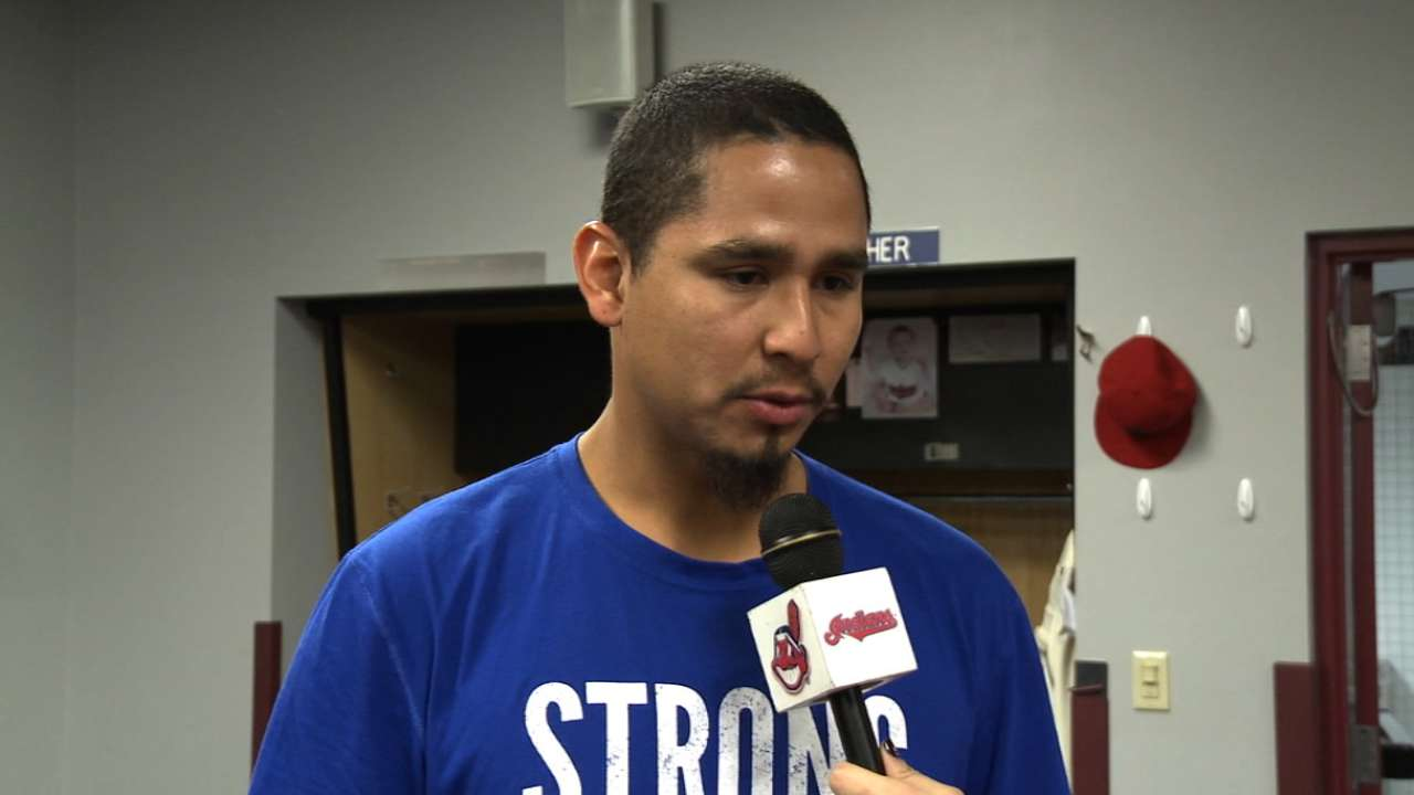 Carrasco excited for 2015 season