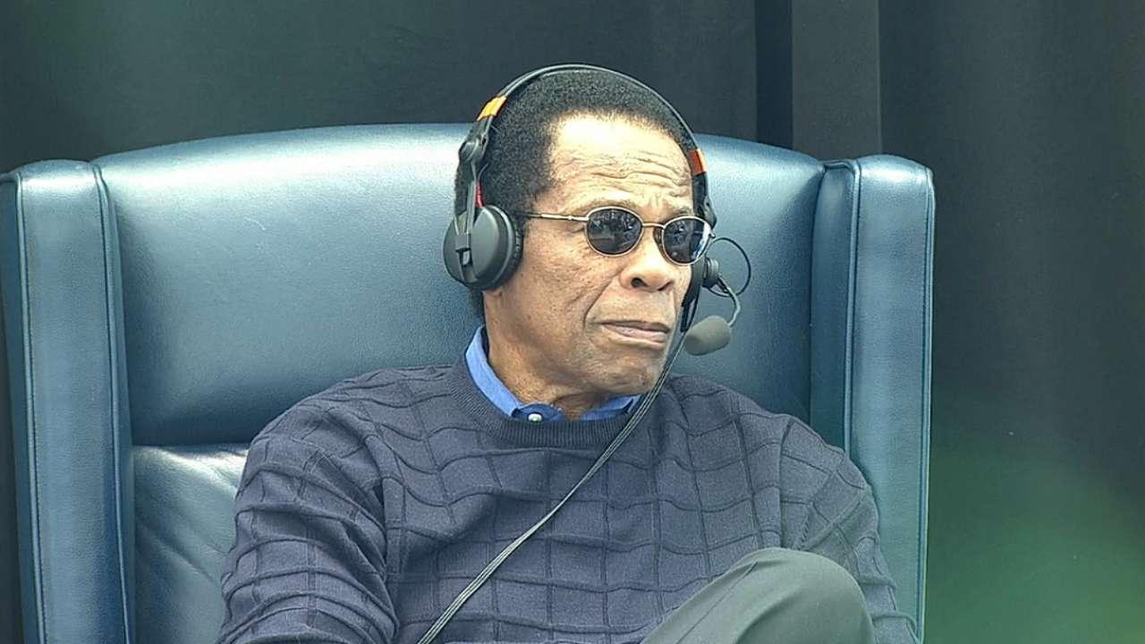 Rod Carew remembers Ernie Banks