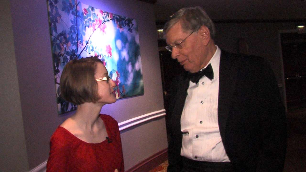 Reflecting on Selig the man on his final day as Commissioner
