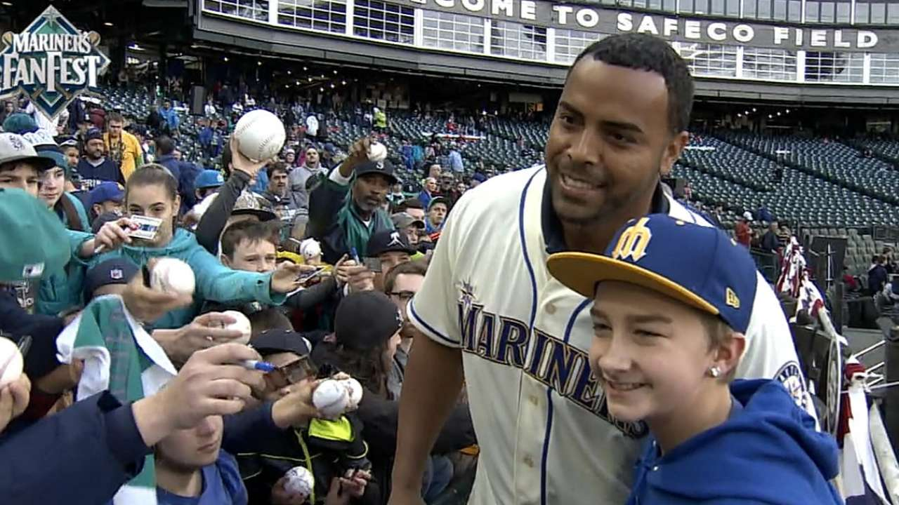 Mariners FanFest tickets on sale now
