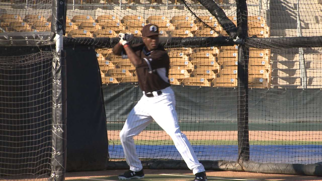 Anderson focused on becoming top-notch shortstop