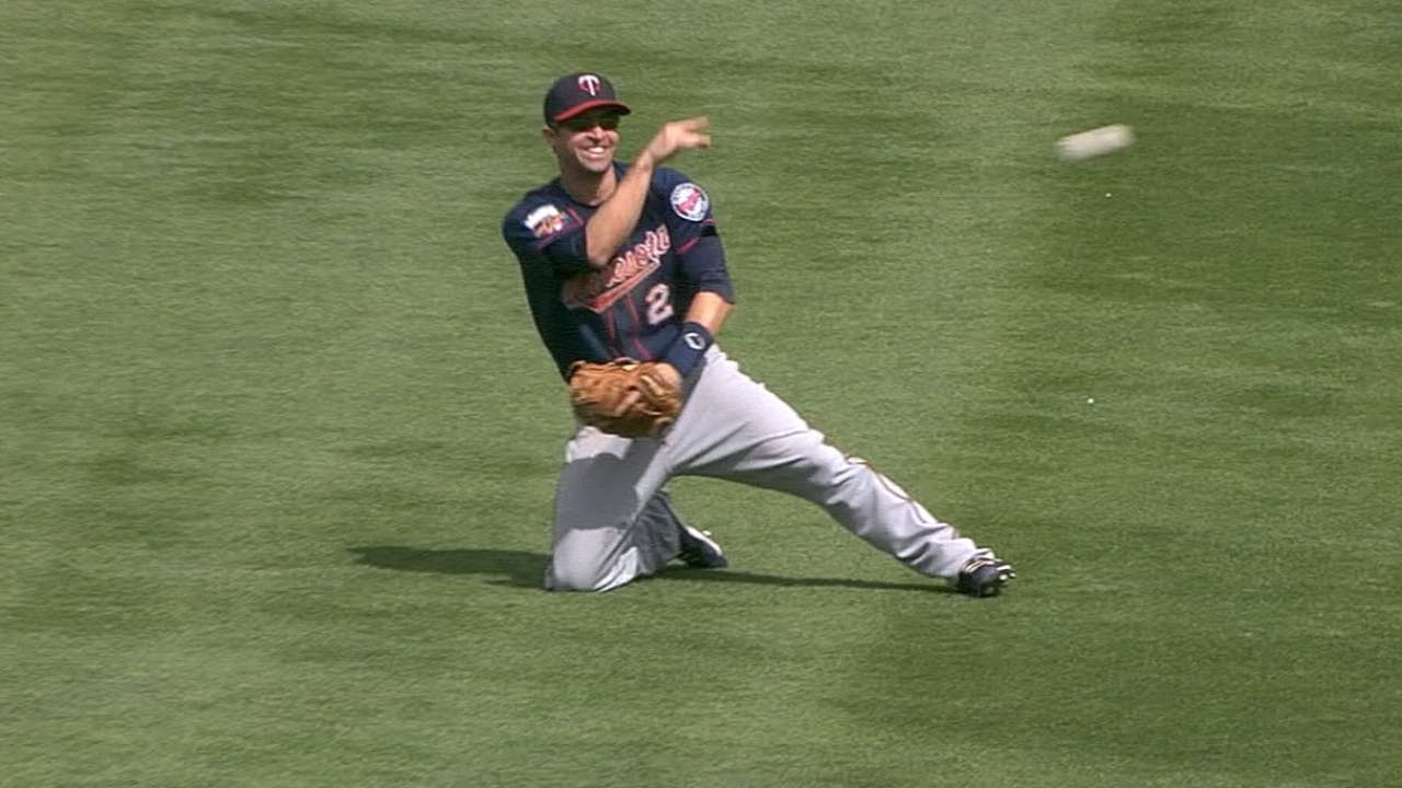 Source: Twins, Dozier to discuss extension