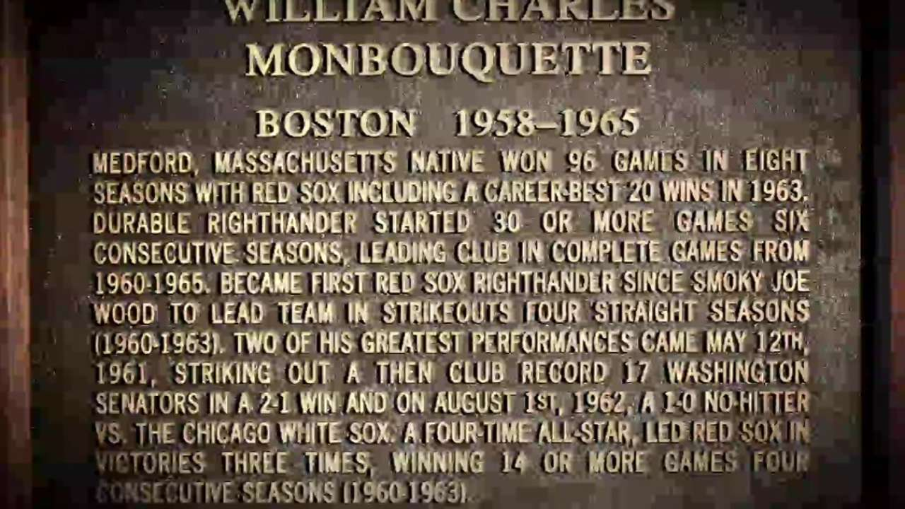 Beloved former Boston pitcher Monbouquette dies