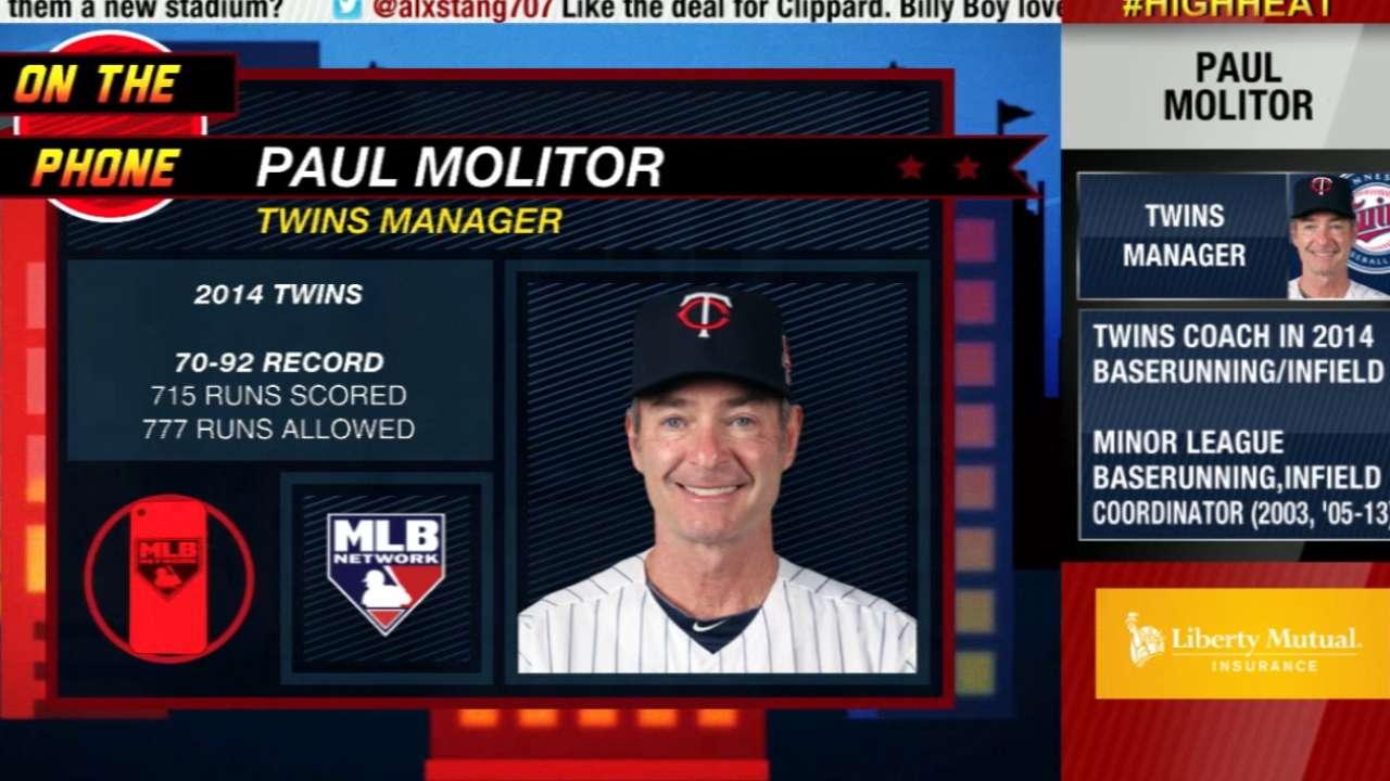 High Heat: Paul Molitor