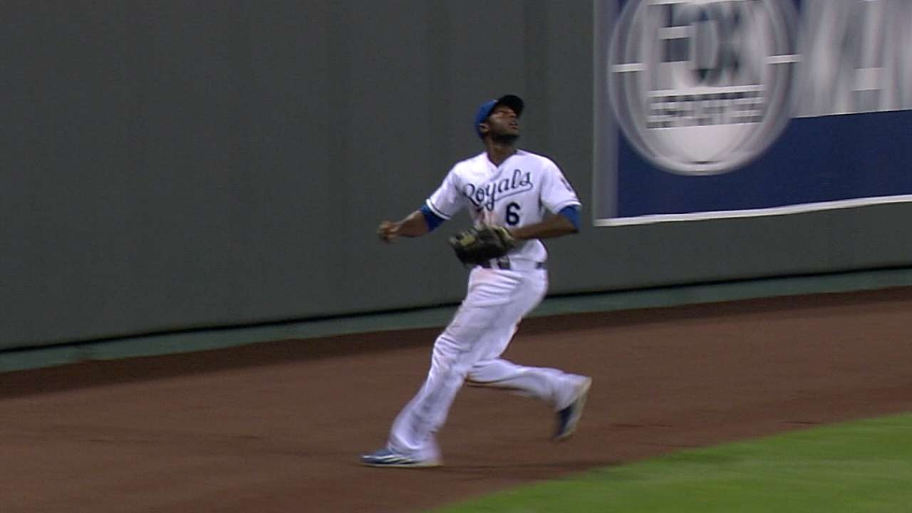 Kenny Lofton's favorite player: Lorenzo Cain
