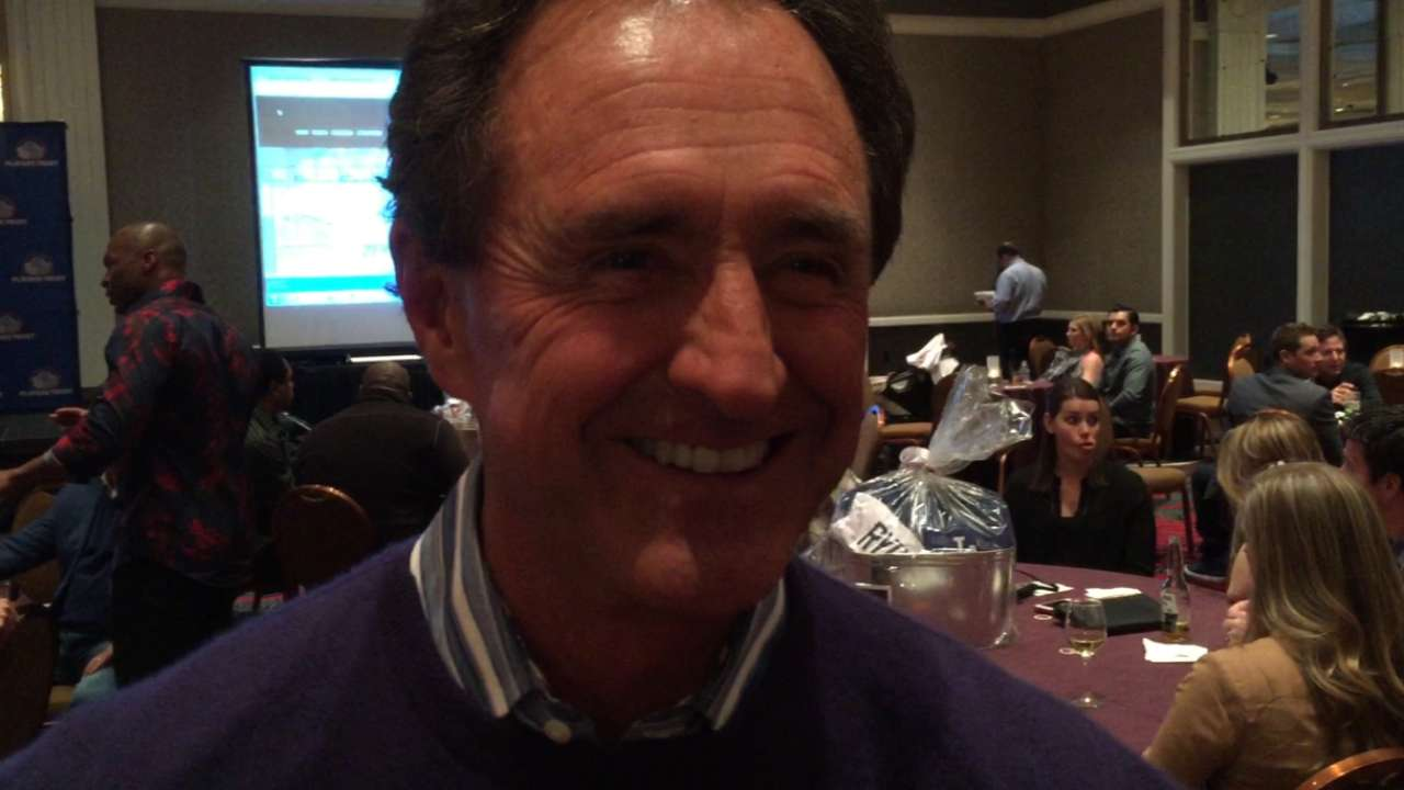 Fred Lynn's favorite player: Mike Trout