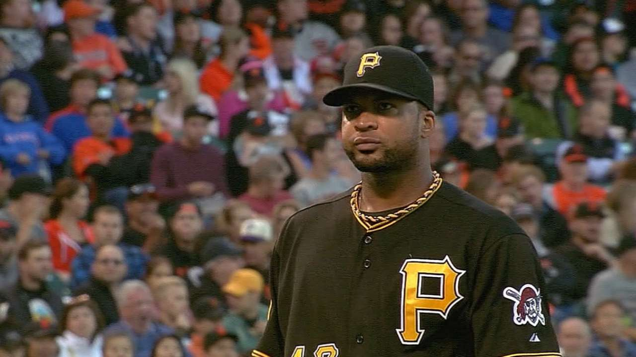 Liriano making strong case to be Opening Day starter