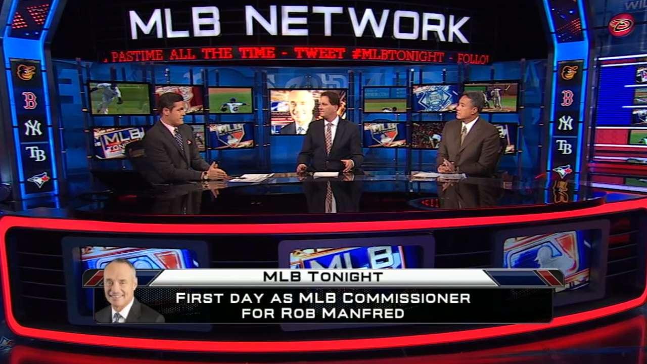MLB Tonight on defensive shifts