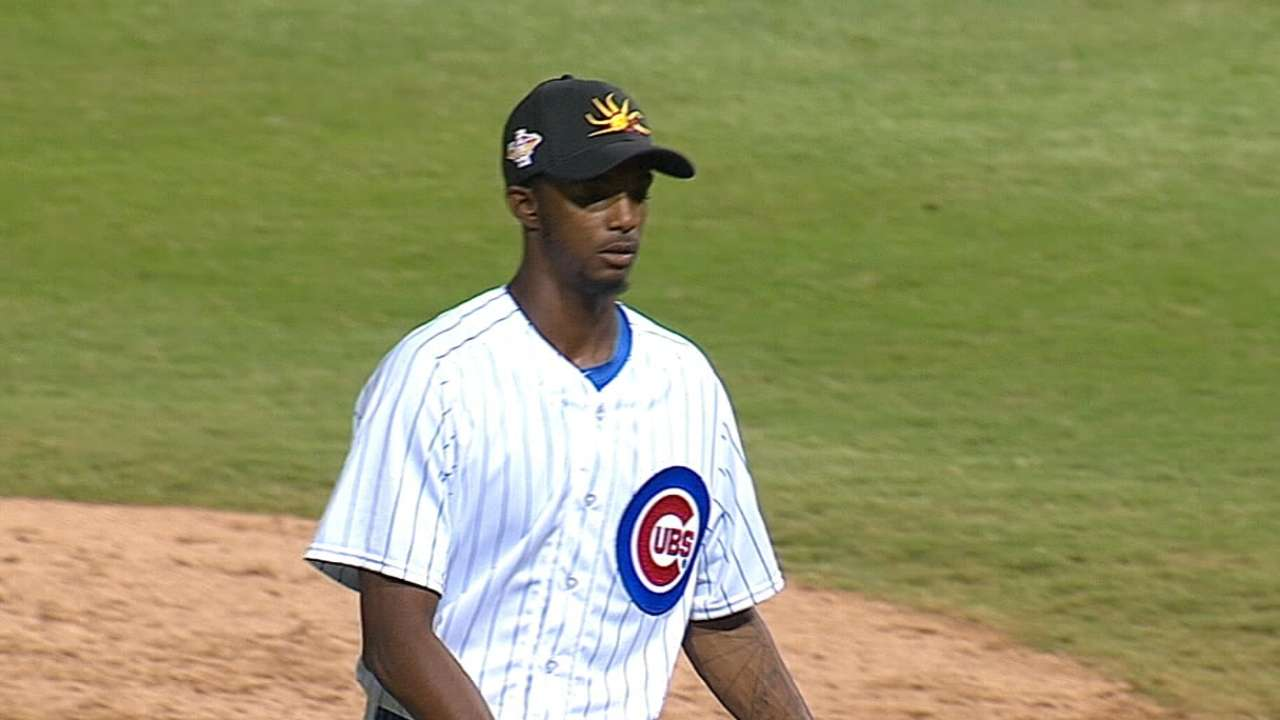Top Prospects: Edwards, CHC
