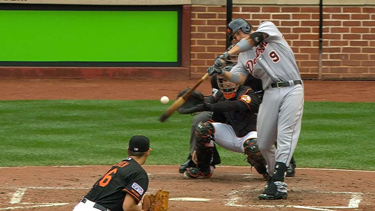 Castellanos hit by pitch, but X-rays negative