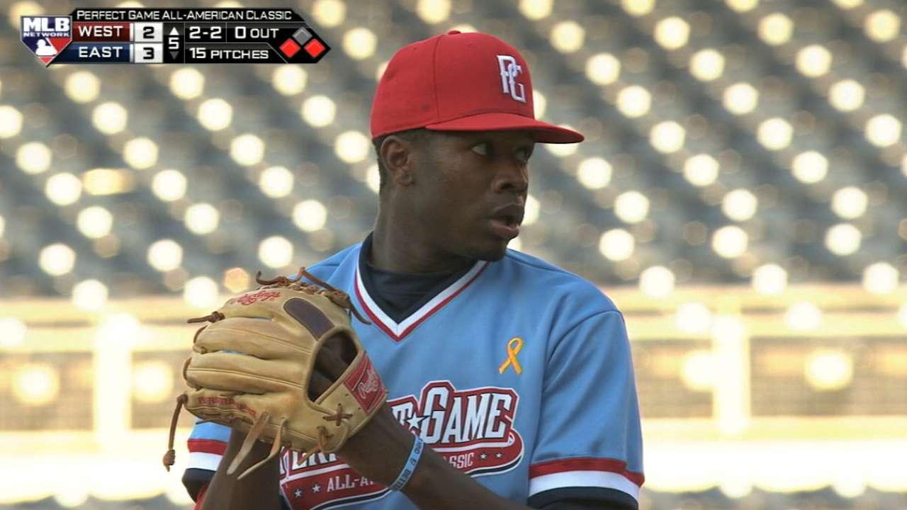 Top Prospects: Toussaint, ARI