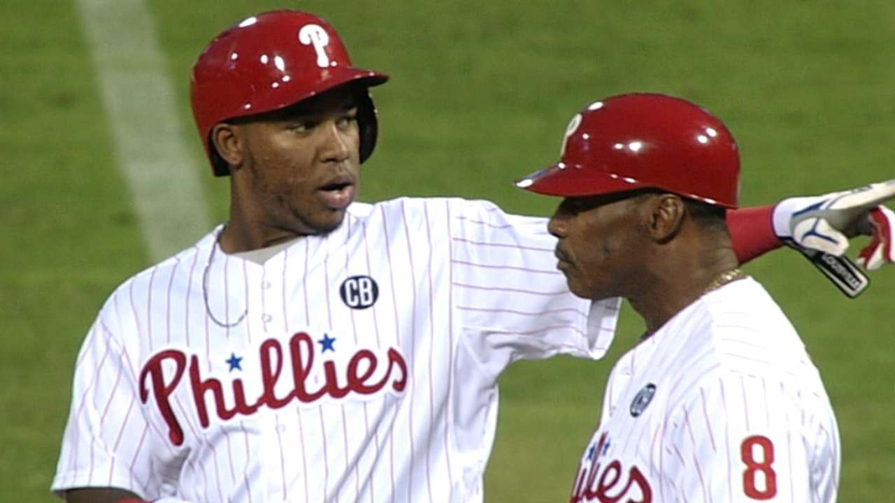 Focused Franco eyes big spring with Phillies
