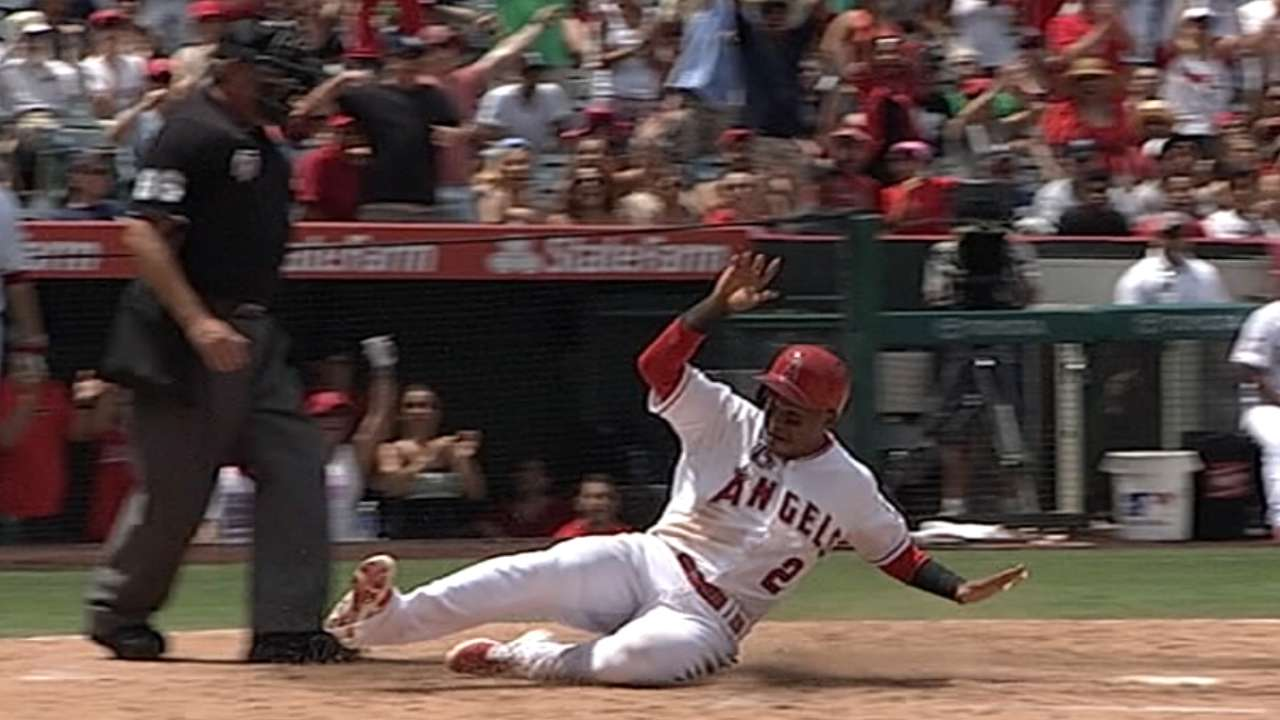 Aybar adjusting to life after Howie