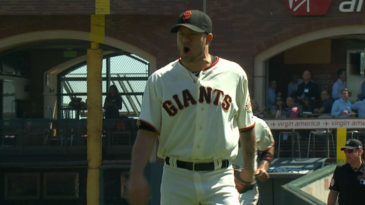 Peavy enjoying a triumphant second act
