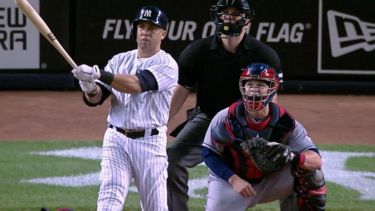 Seven Yanks taking first steps on comeback trail