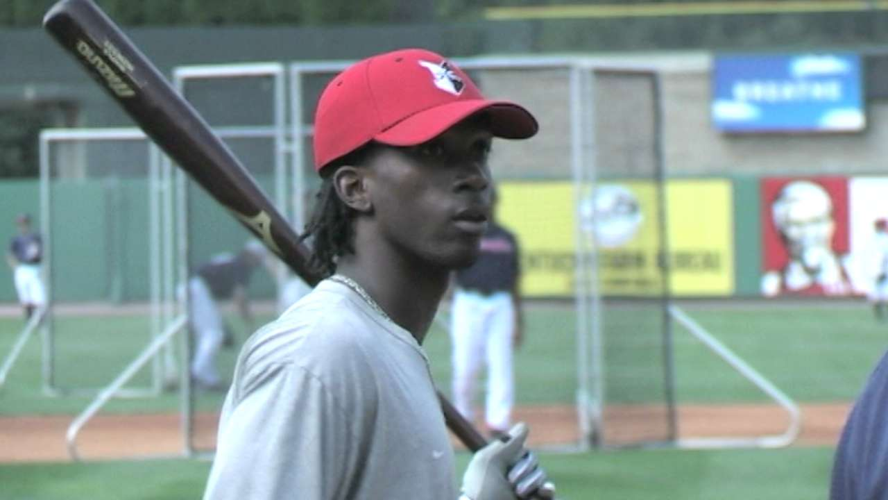 When they were prospects: McCutchen