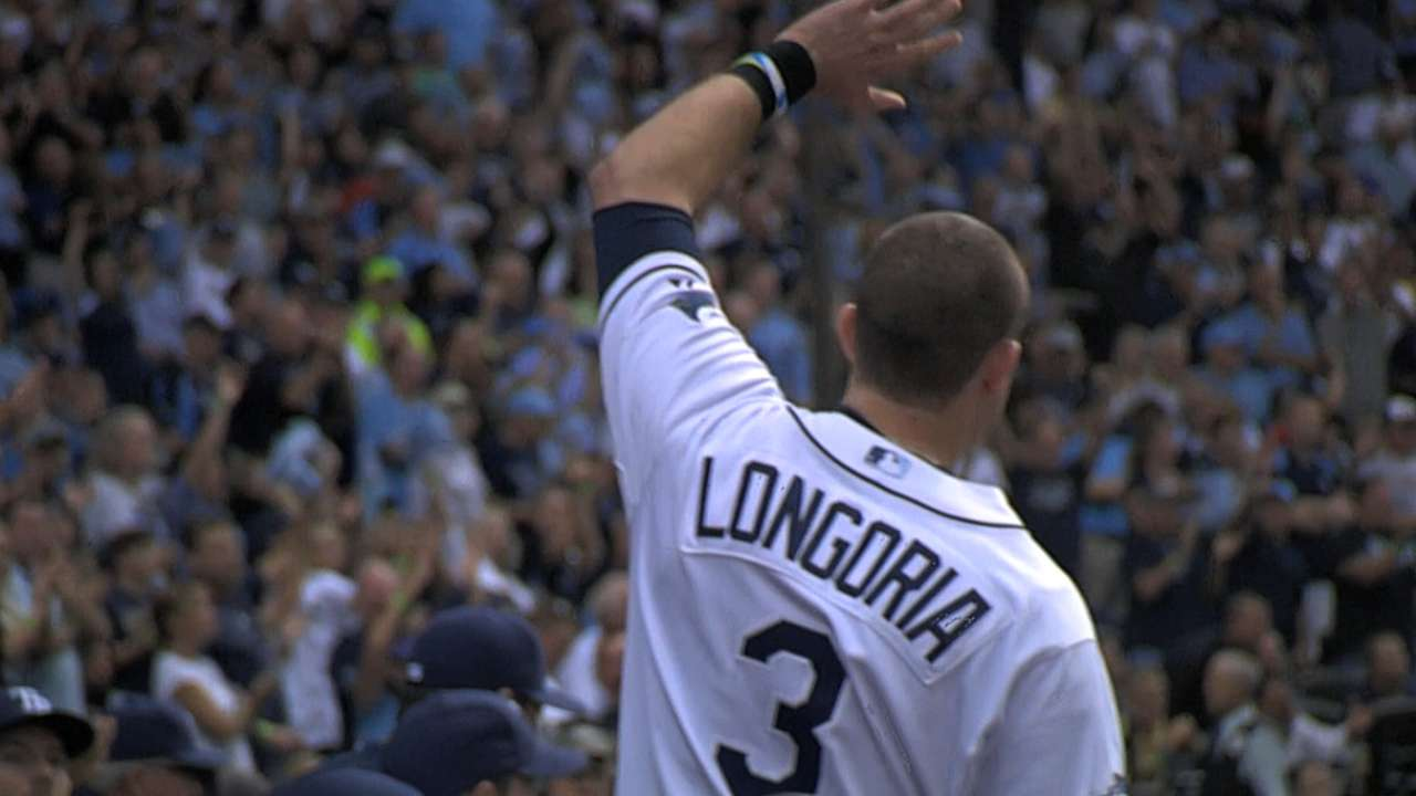 When they were prospects: Longoria