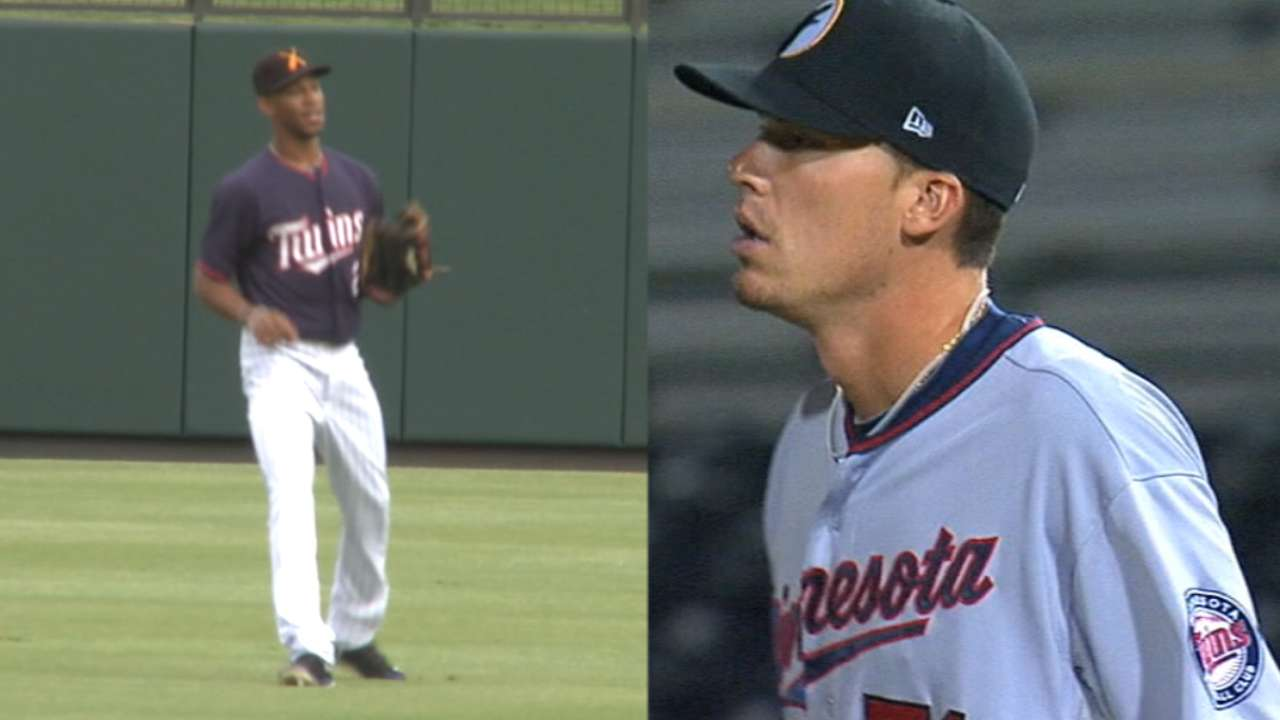 Top Twins prospects look to open eyes in Spring Training