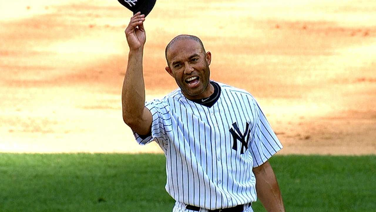 IWTW: Mariano Sets Saves Record
