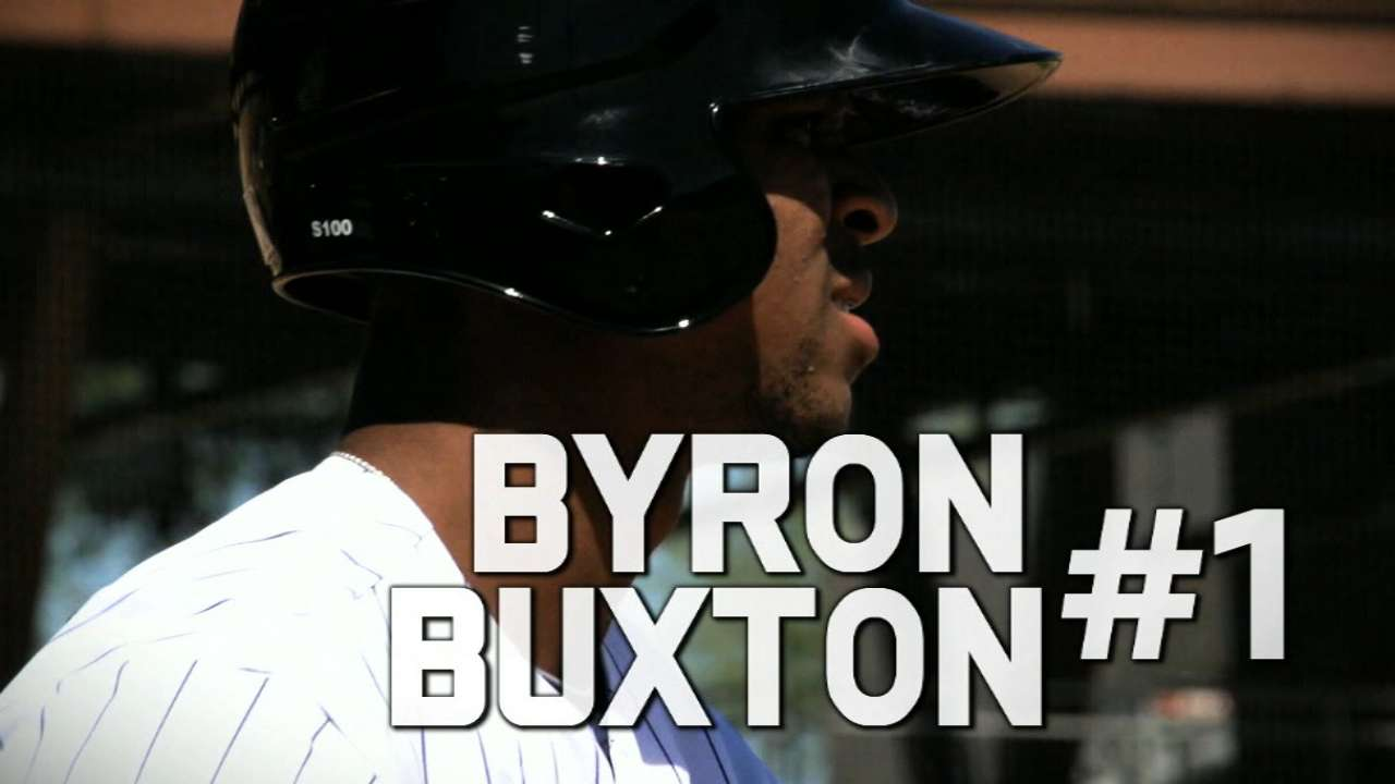 Pipeline Inbox: Why is Buxton ranked ahead of Bryant?