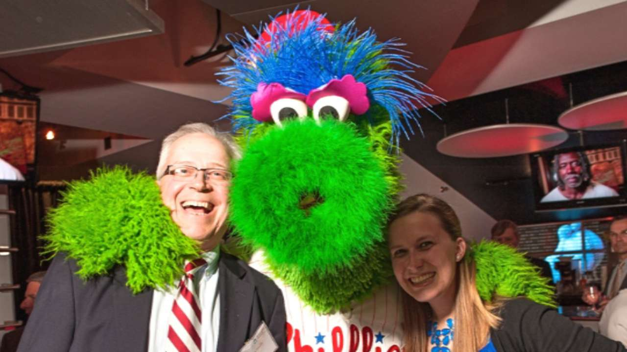 Meet the die-hard fan behind the Phillies' commercials