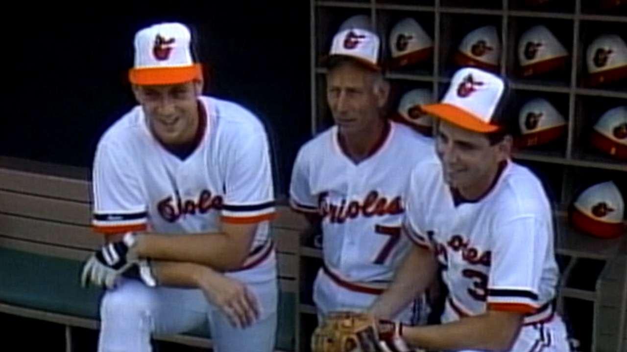 Bill Ripken's 'Groundhog Day' would be big league debut