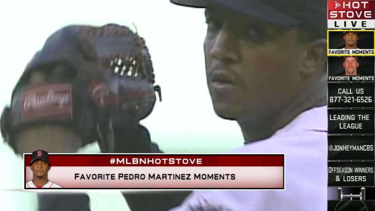 Pedro under spotlight in MLB Network special