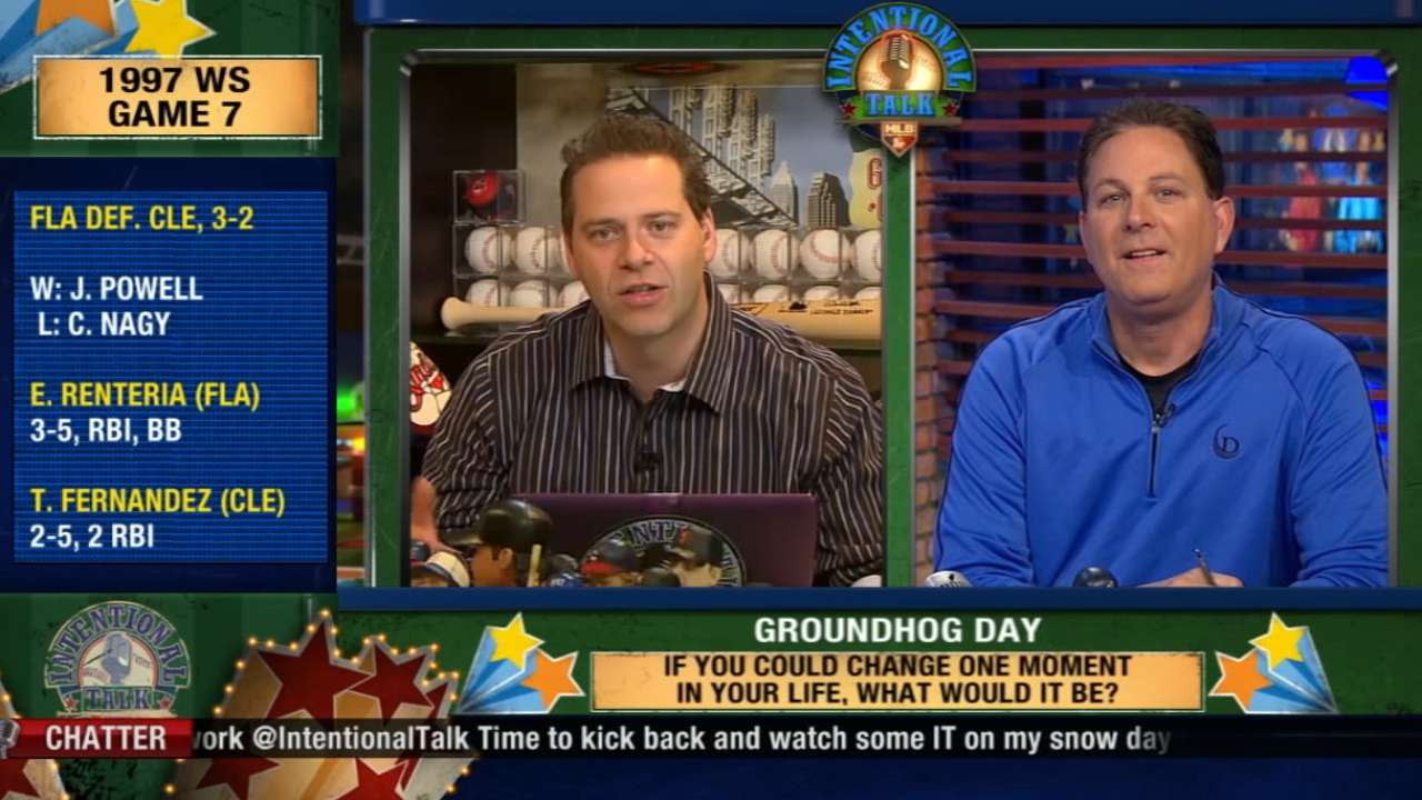 Groundhog Day: Former Major Leaguers select do-over moments