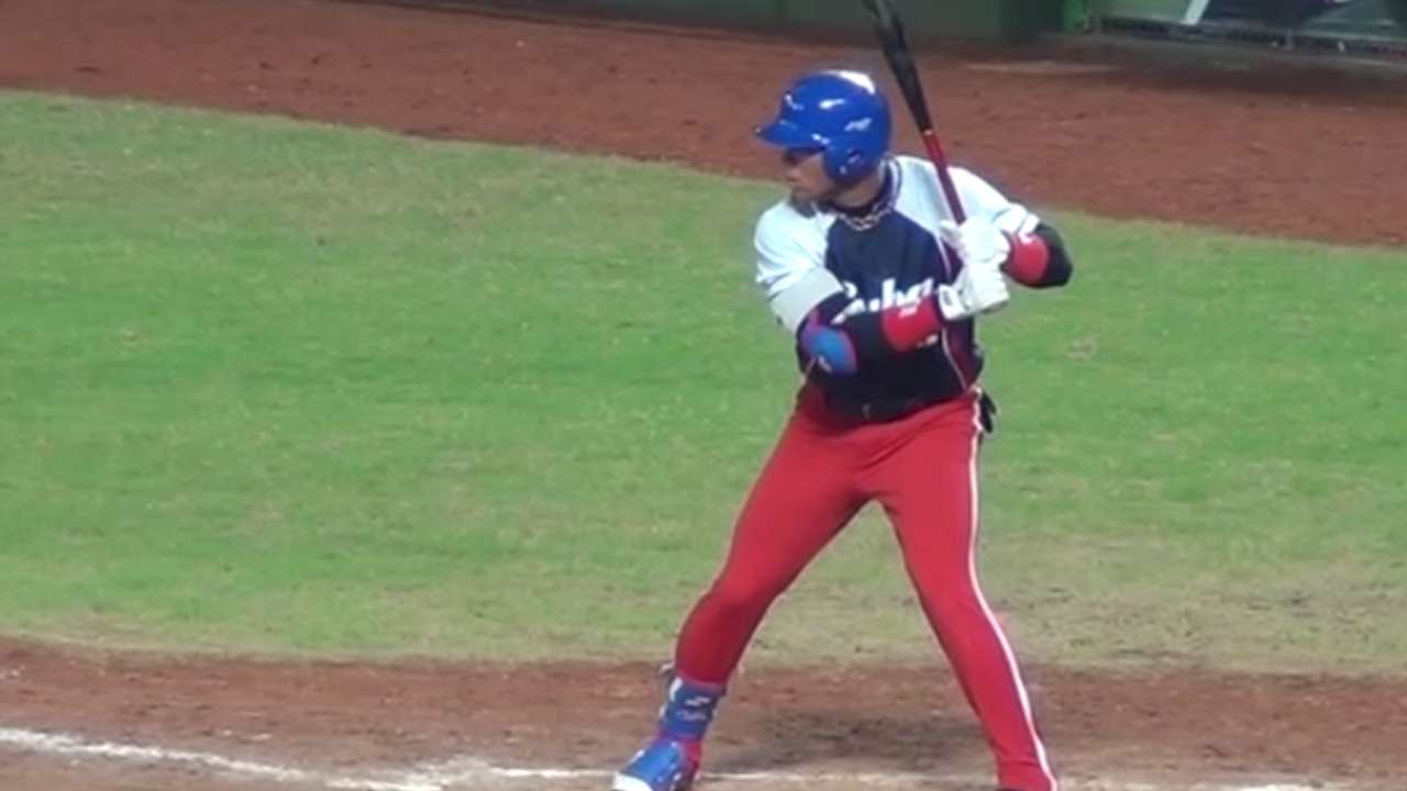 5 most likely destinations for Cuban prospect Moncada