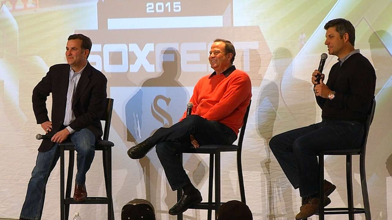 Busy offseason has White Sox in line to contend in 2015