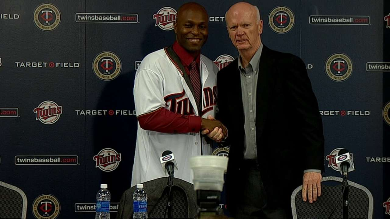 Ryan would gladly mentor Torii as future GM