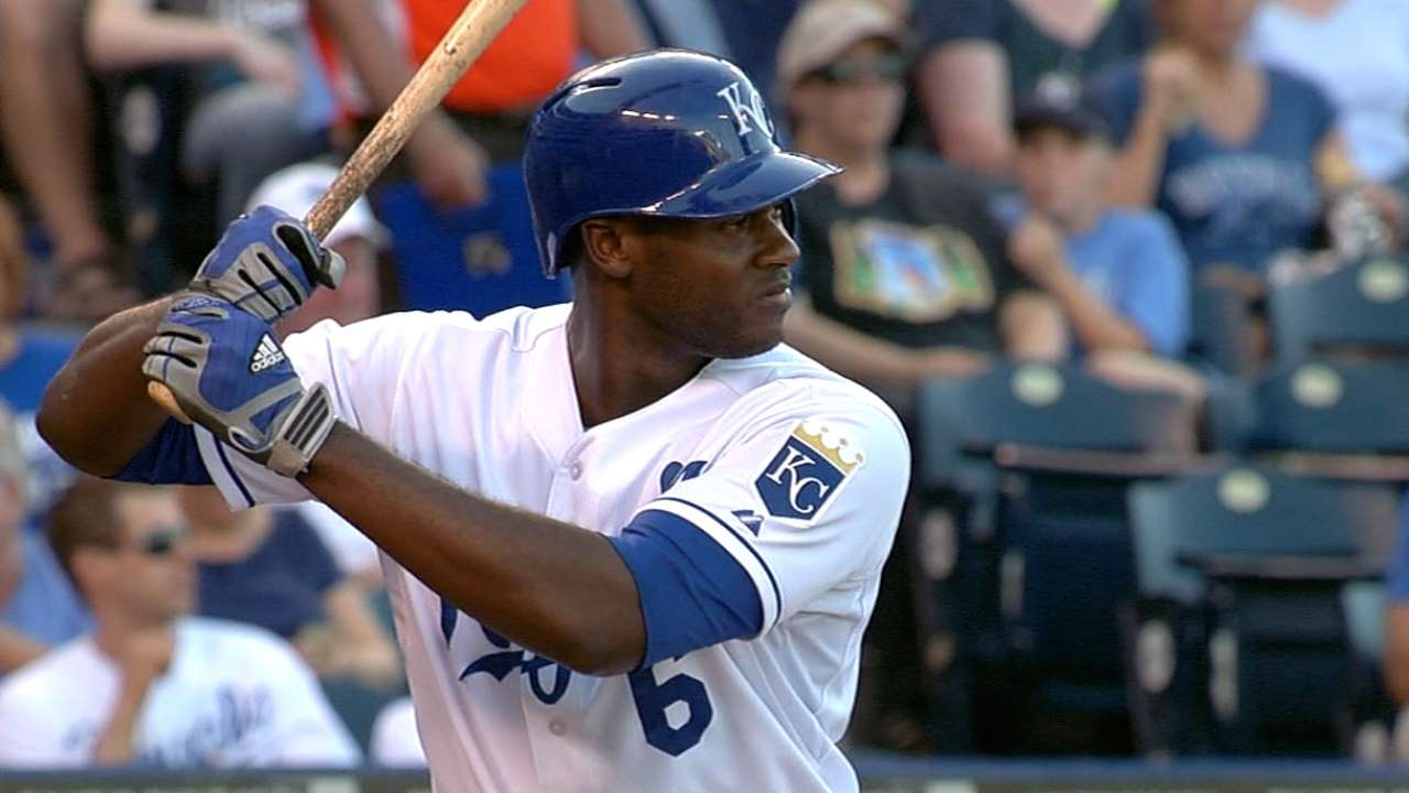 Outlook: Cain, CF, KC