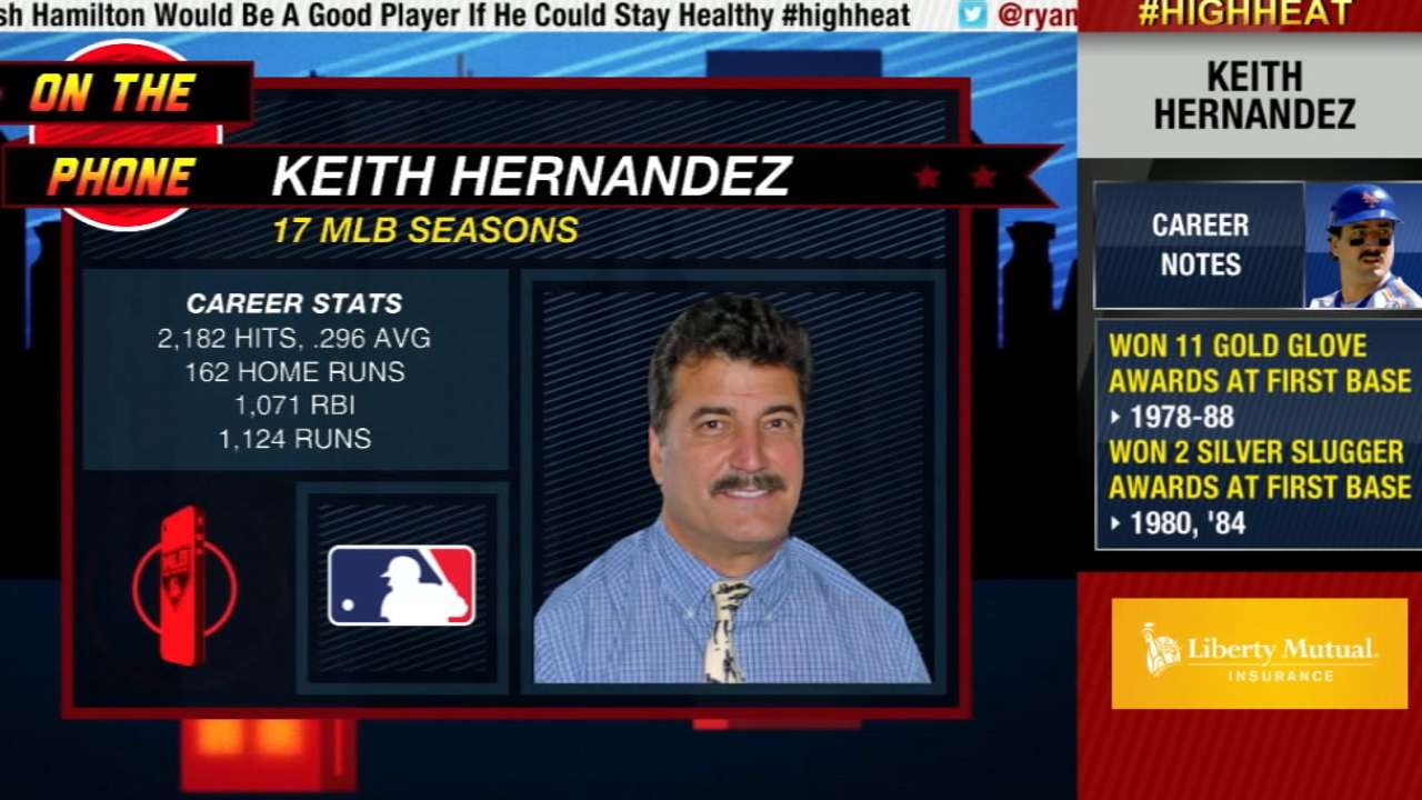High Heat: Keith Hernandez