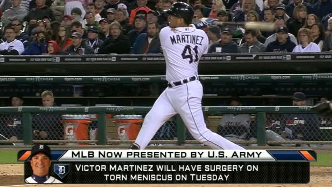 Tigers keeping options open for V-Mart replacements
