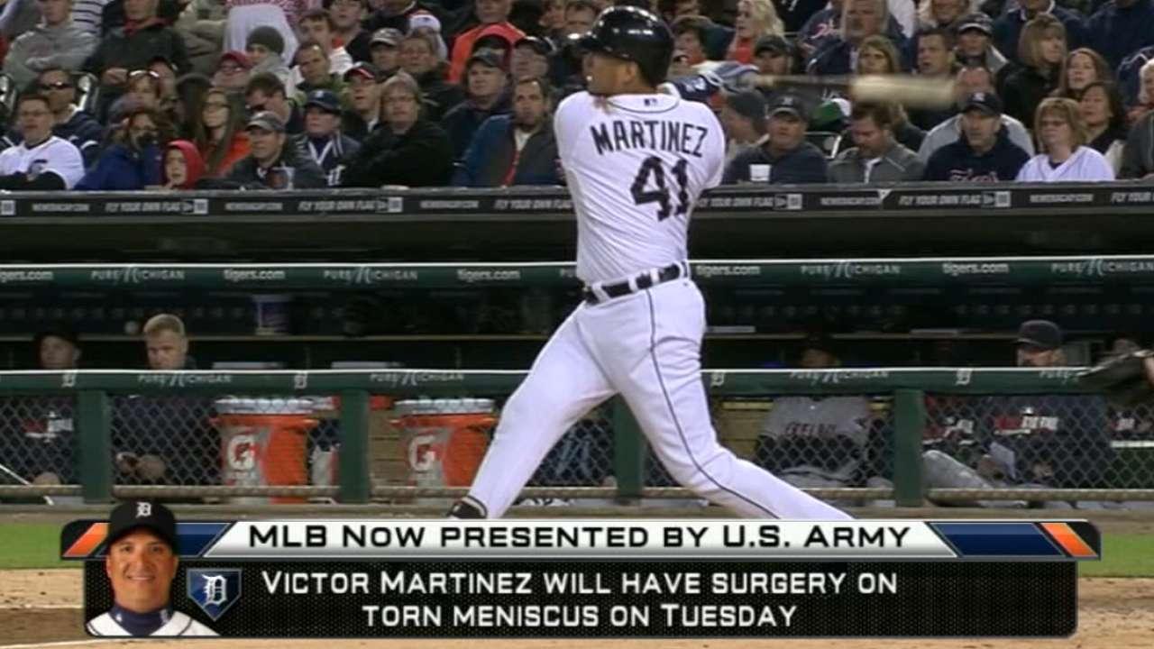 MLB Now on V-Mart's injury