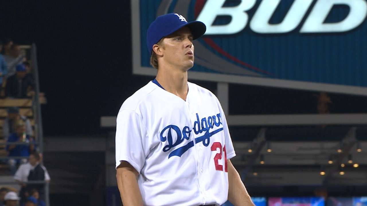 Greinke to hold off opt-out decision until end of season