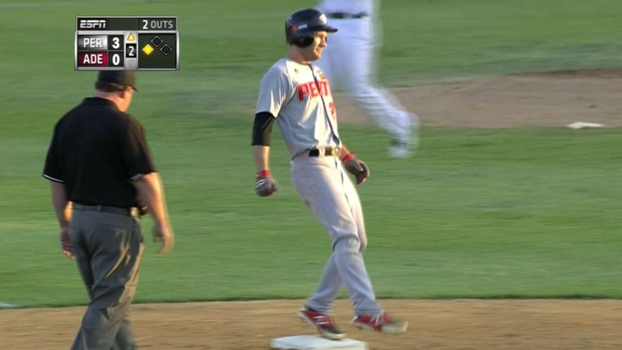 Kennelly's RBI double