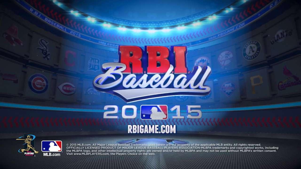 All-new R.B.I. Baseball 15 returns this spring