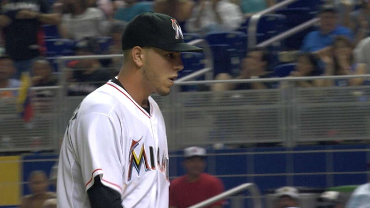 Healthy returns key for Marlins this season