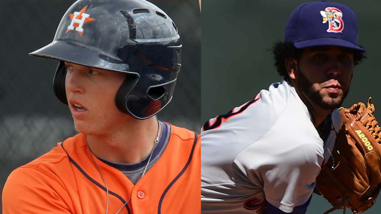 Perspectives: Mets' Ynoa tops list of sleeper prospects