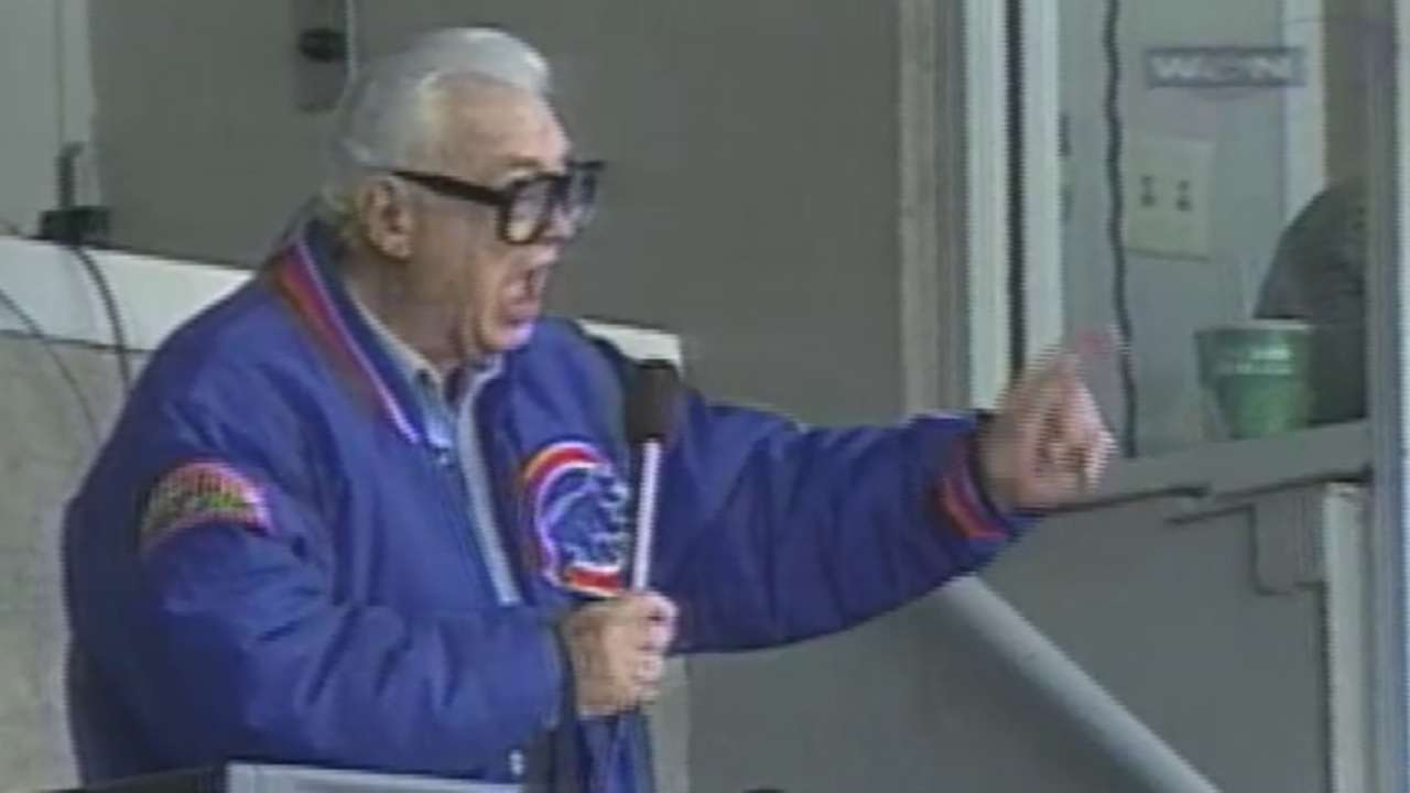 What would Caray family think of Cubs' success?