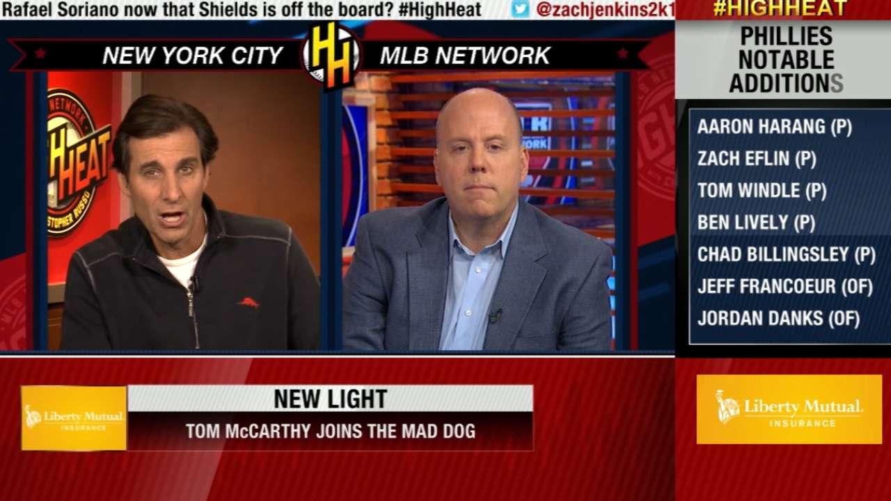 High Heat: Phils' trade rumors