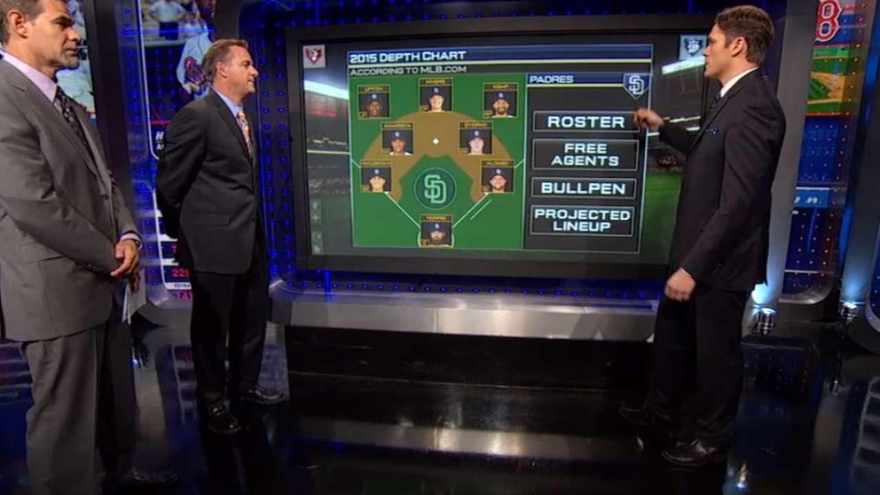 MLB Tonight: Padres' offseason