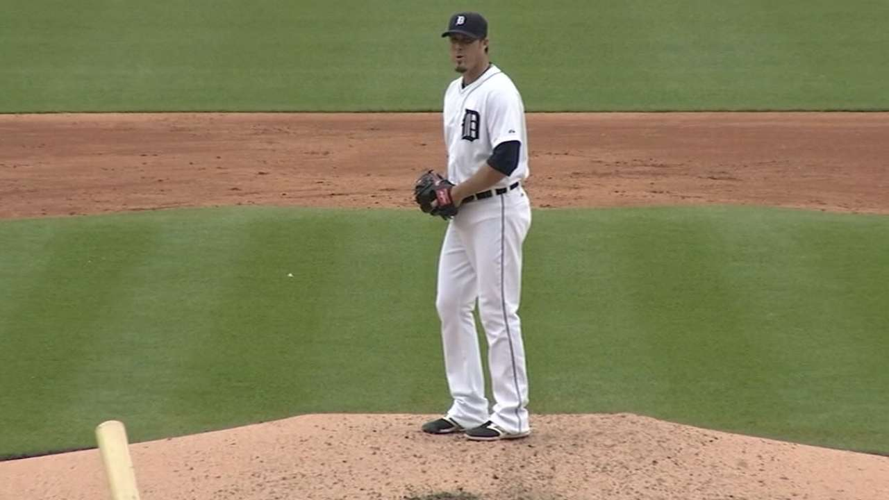 Healthy Rondon expands Tigers' late-inning options