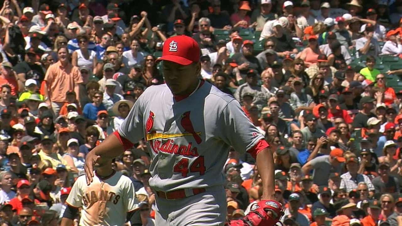 Outlook: Martinez, RP, STL