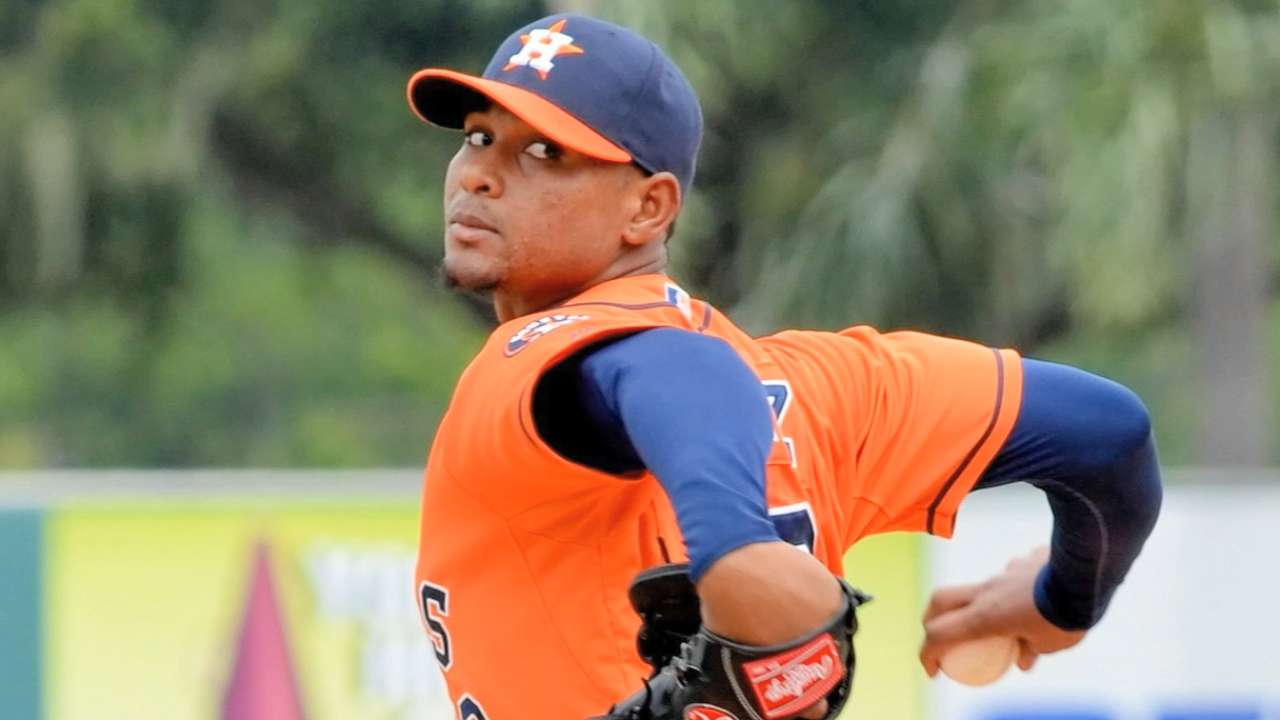 McTaggart on Astros prospects