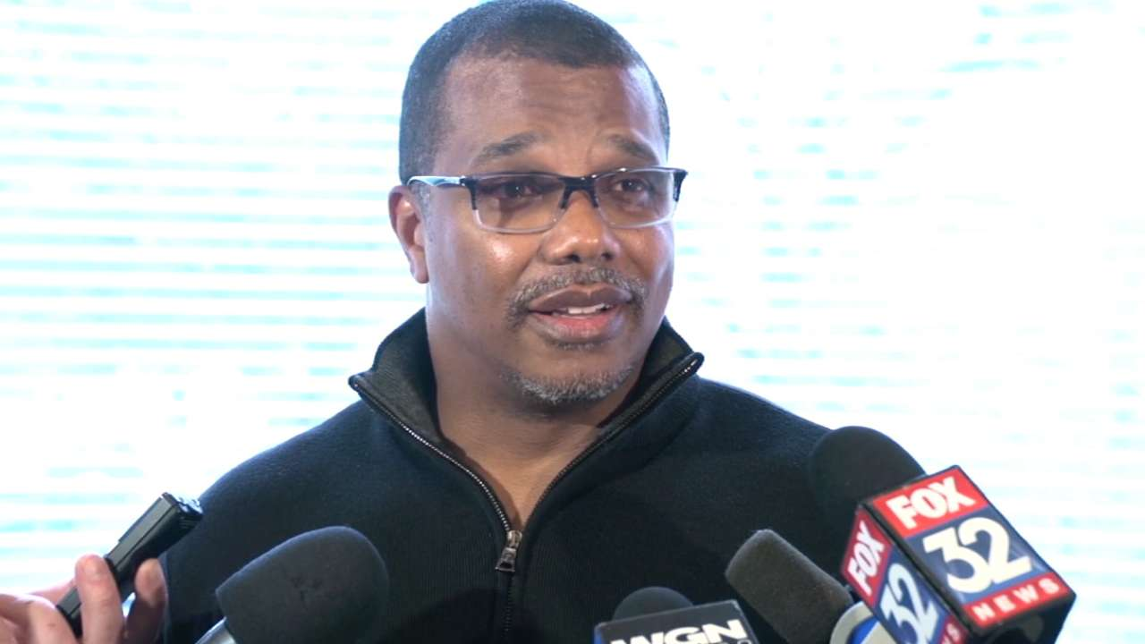 Williams on White Sox offseason