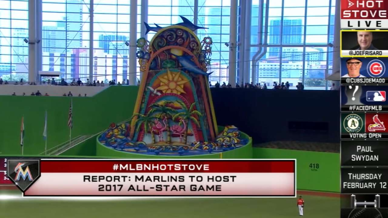 Marlins, MLB to host news conference today
