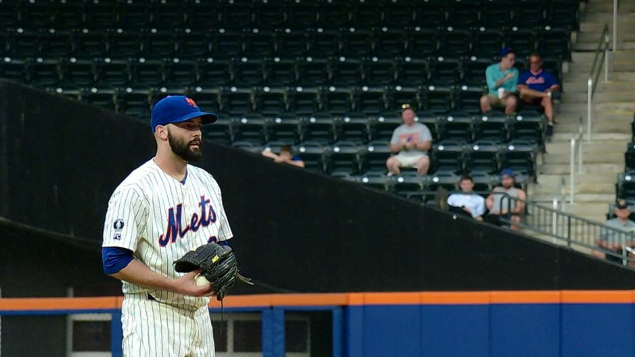 Mets banking on rotation for success in 2015