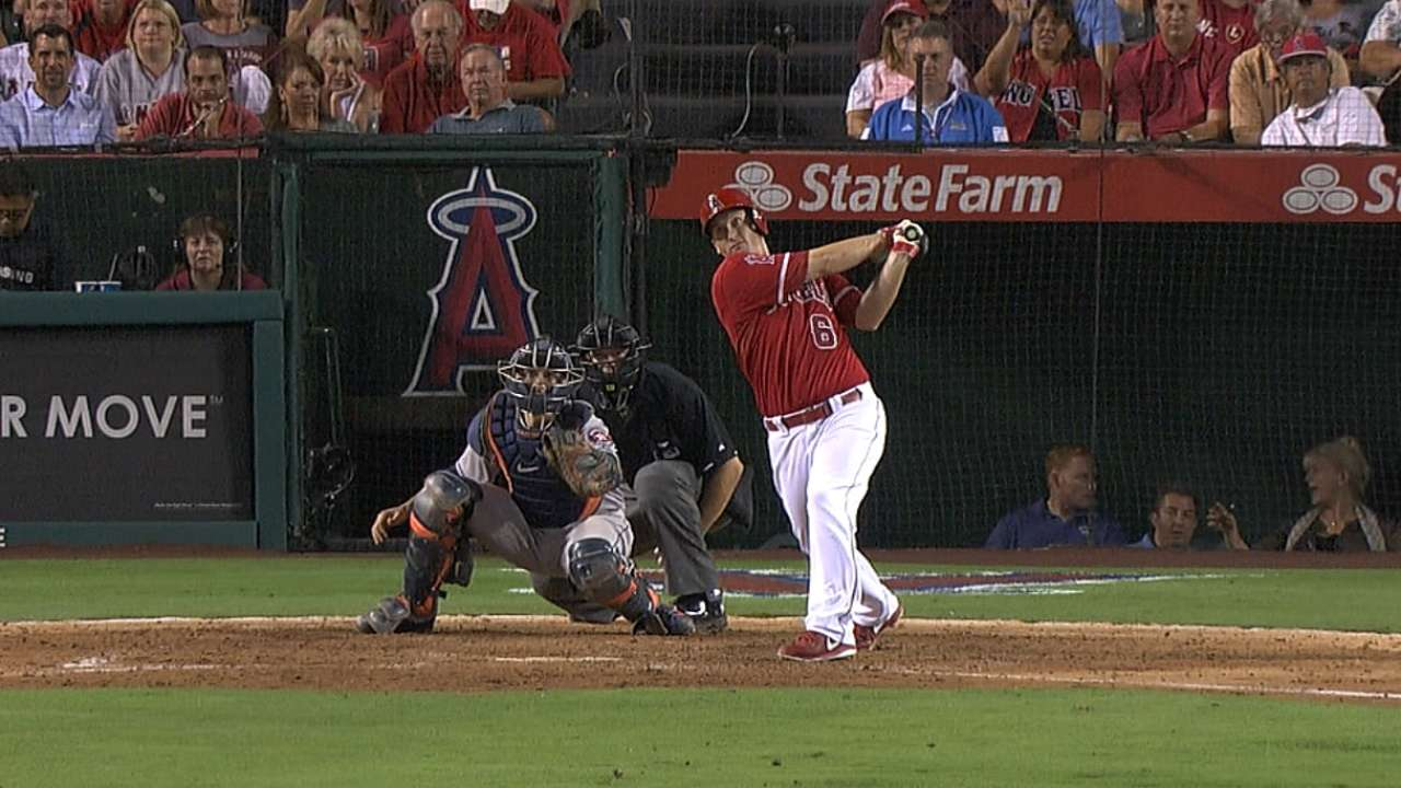 Freese seeking strong start in second year with Angels